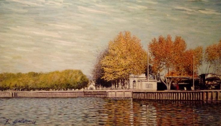 Impressionism - Ruben Galerme - art for sale