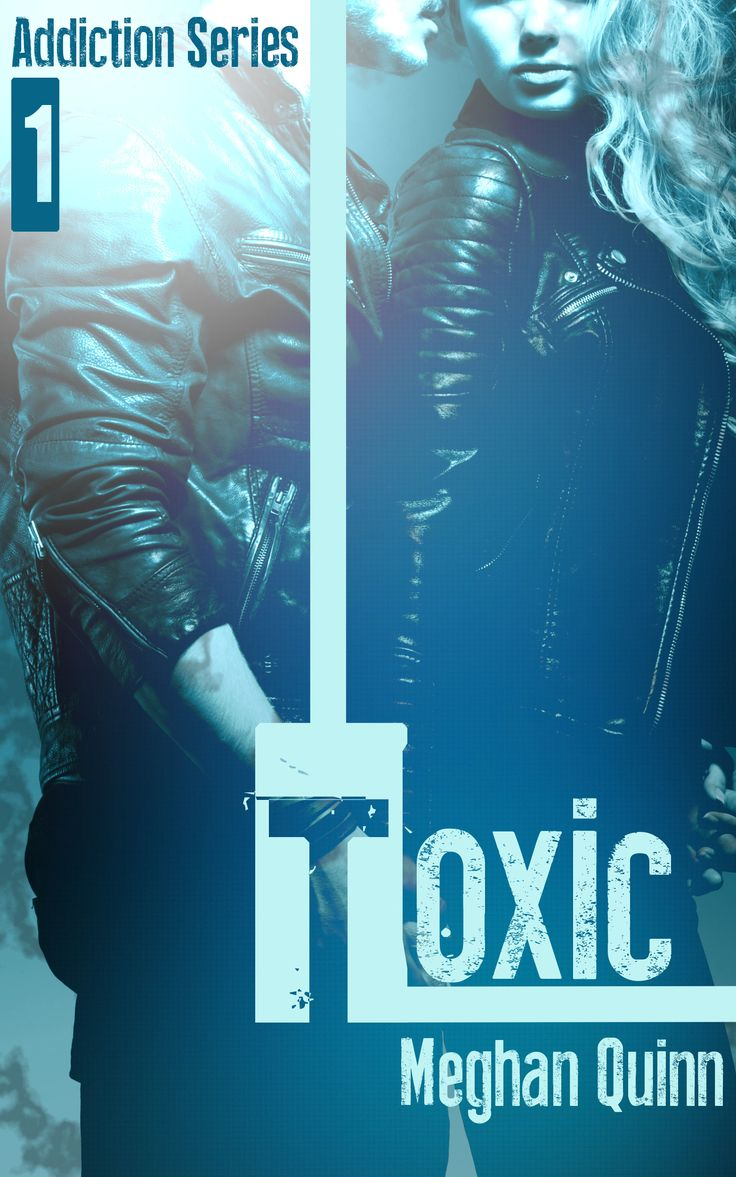 Cover Reveal: The Addiction Series By Meghan Quinn