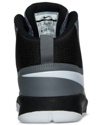 Nike Boys' Team Hustle D7 Basketball Sneakers from Finish Line - Black 4.5  | Basketball sneakers and Products
