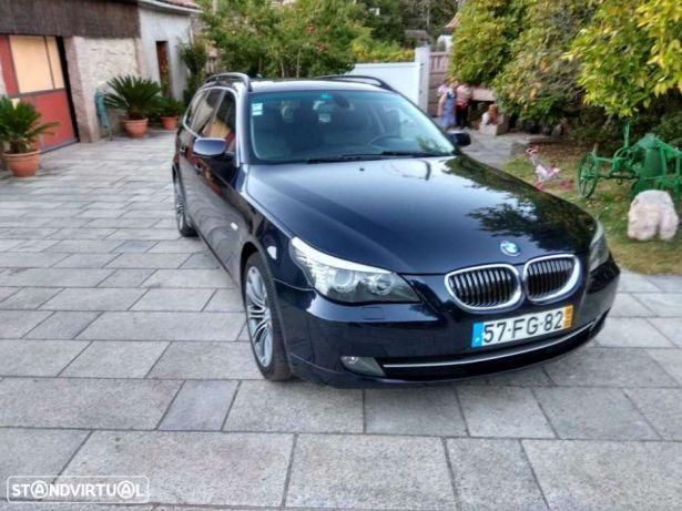 BMW 525 Lci Luxury preços usados