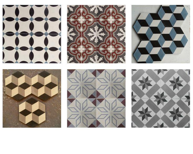 53 best carreaux de ciment le retour images on pinterest flooring cement and texture. Black Bedroom Furniture Sets. Home Design Ideas