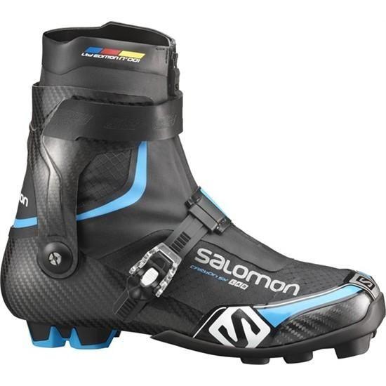 Salomon - настоящая спортивная обувь