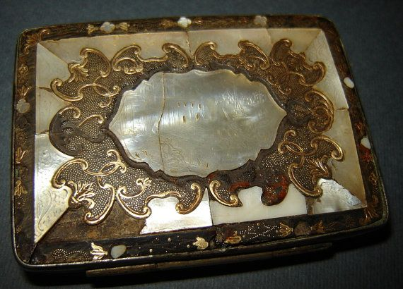 Absolutely rARE  aNTIQUE 18c SNUFF TOBACCO BOX  by gatonegro1, $399.99