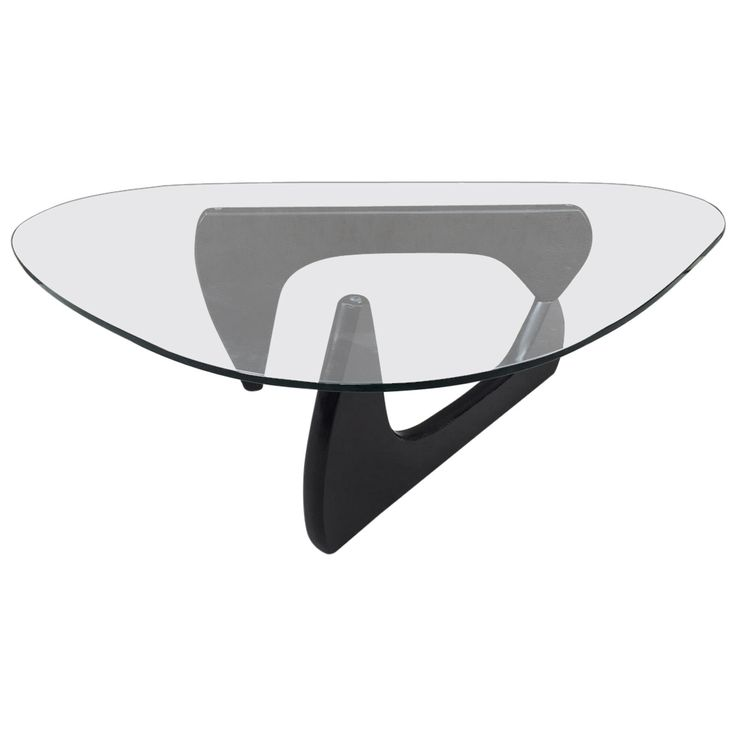 Style of Isamu Noguchi for Herman Miller IN-50 Coffee Table | From a unique collection of antique and modern coffee and cocktail tables at https://www.1stdibs.com/furniture/tables/coffee-tables-cocktail-tables/