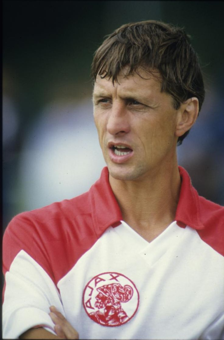 1985  Johan Cruyff as Ajax manager