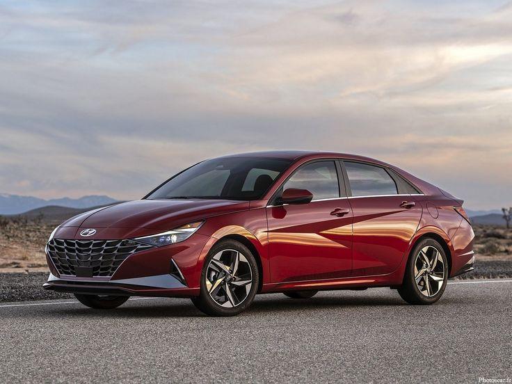Hyundai Elantra 2021 Conduite améliorée et un intérieur
