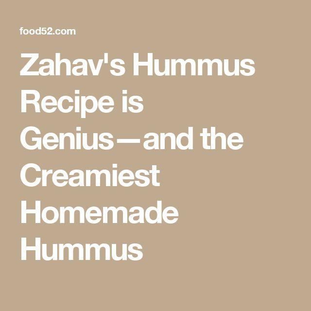 Zahav's Hummus Recipe is Genius—and the Creamiest Homemade Hummus