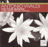 Antonio Vivaldi: The Four Seasons [CD]