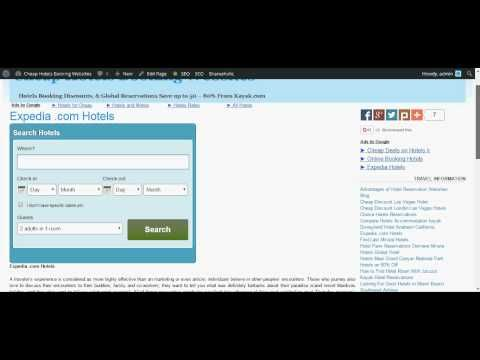 Expedia  com Hotels and Flights Booking Guide