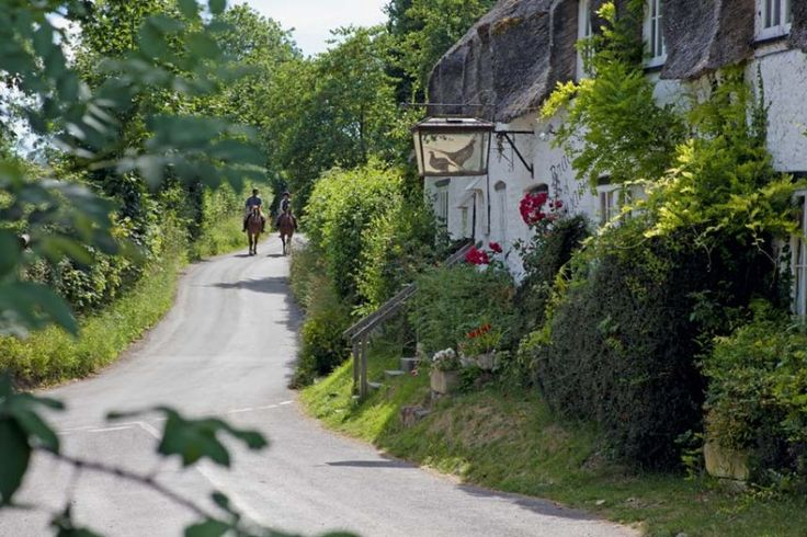 The glories of England by horseback - Telegraph