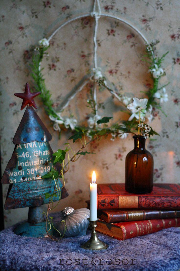 Peace, bohemian christmas 2016