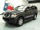 Nissan  Pathfinder WE FINANCE 2011 NISSAN PATHFINDER SILVER HTD LEATHER REAR CAM 22K TEXAS DIRECT AUTO