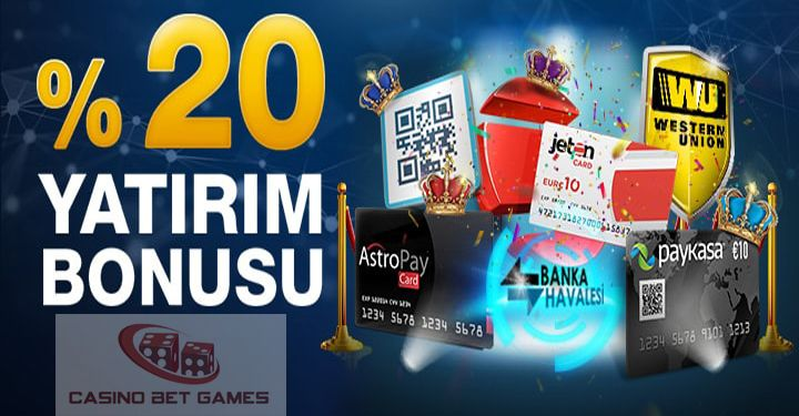 casino yatırım bonusu