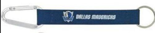 """Dallas Mavericks 8"""" Carabiner Lanyard Keychain"""