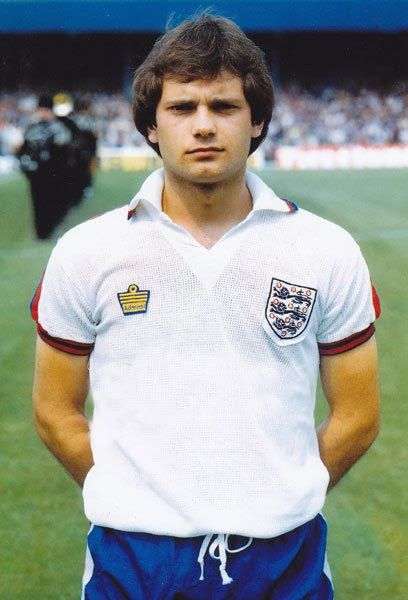 Ray Wilkins, England.