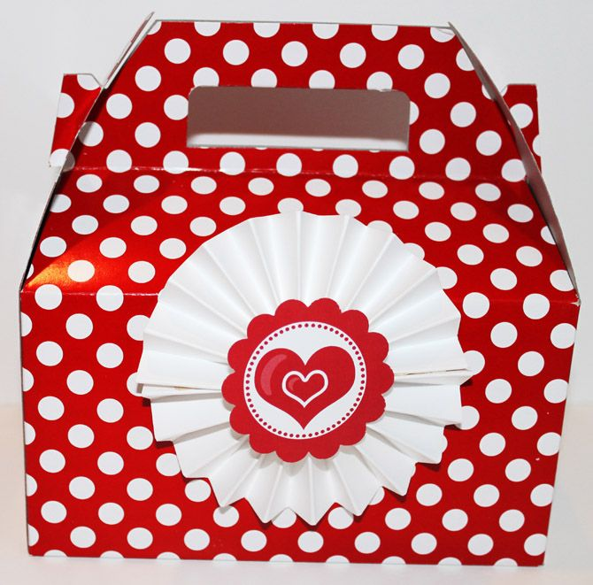 Valentines Day Gable Boxes