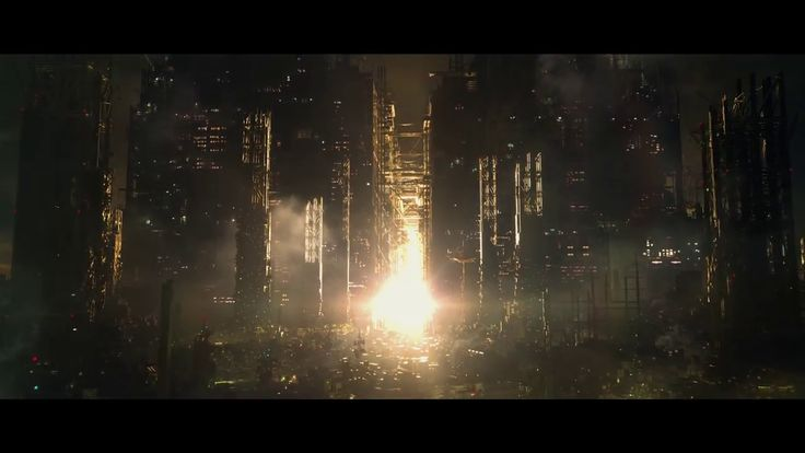 From the Deus Ex: Mankind Divided trailer~