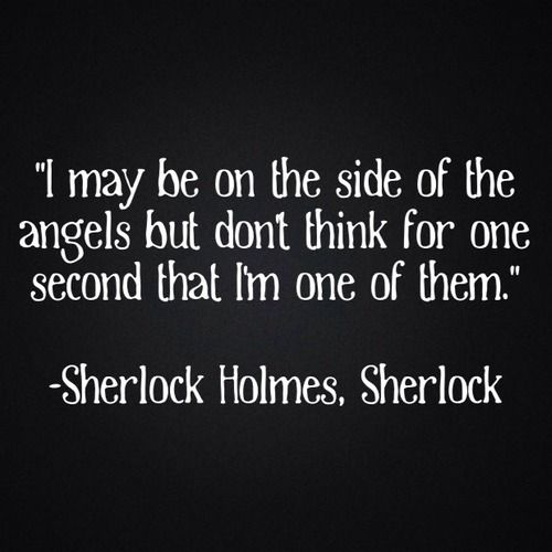 Sherlock Holmes Quotes: 18 Best Images About Sherlock Holmes On Pinterest