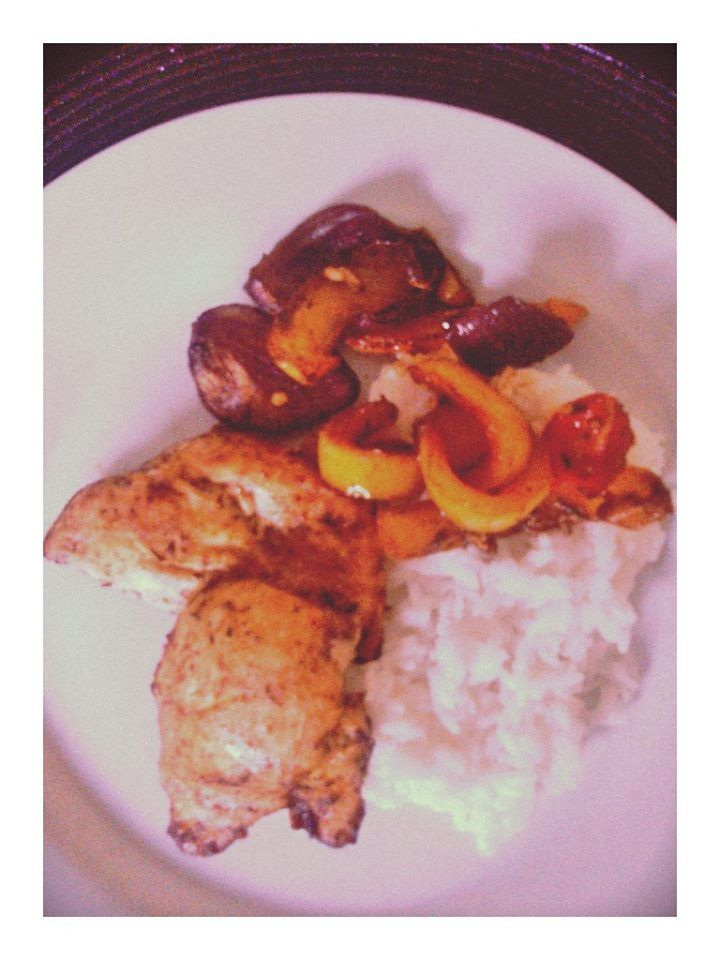 traybaked chicken #jamieoliver