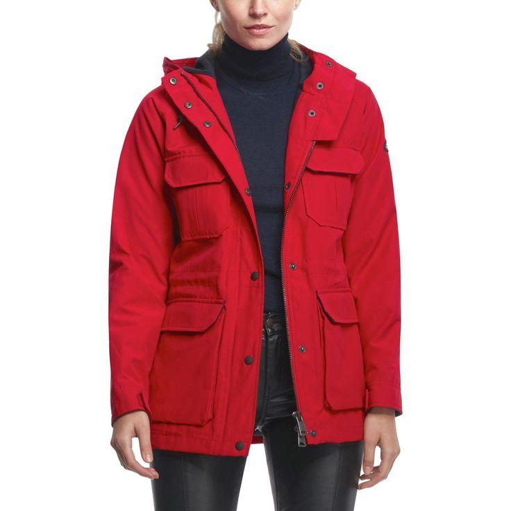 Penfield - Kasson Parka - Women's - Red