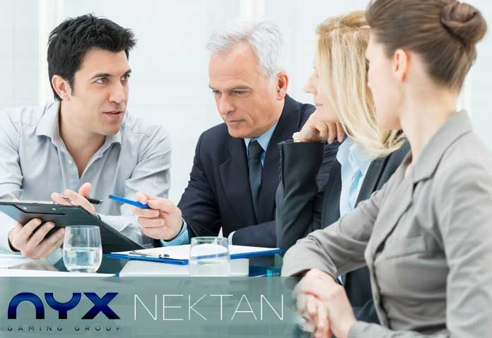 NYX Gaming с Nektan запускают линейку игр для казино.  Компания NYX Gaming Group объявила о запуске игр для казино, разработанных совместно с Nektan, на платформе NYX OGS.