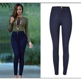 Jeans Femme Moulant Taille Haute Choies