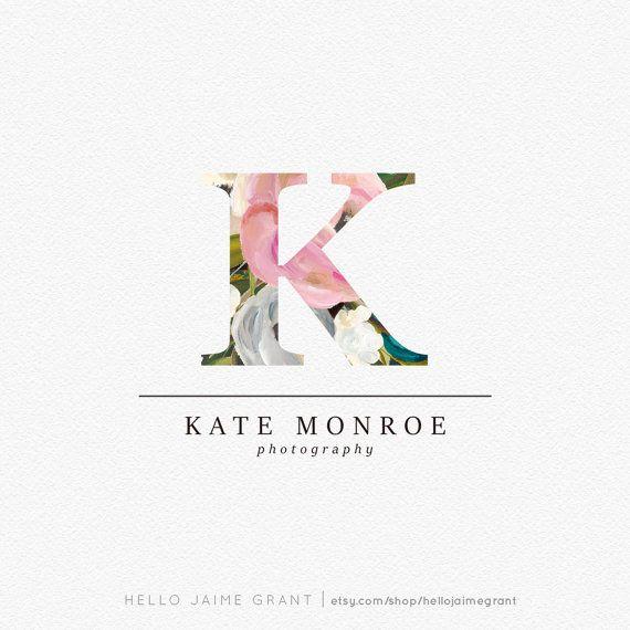 Kate Logo by HelloJaimeGrant on Etsy