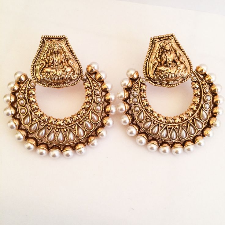 deepika's earrings in ramleela