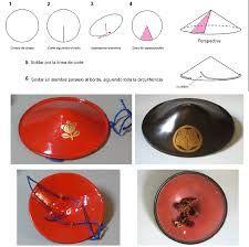 Resultado de imagen de como hacer un sombrero chino