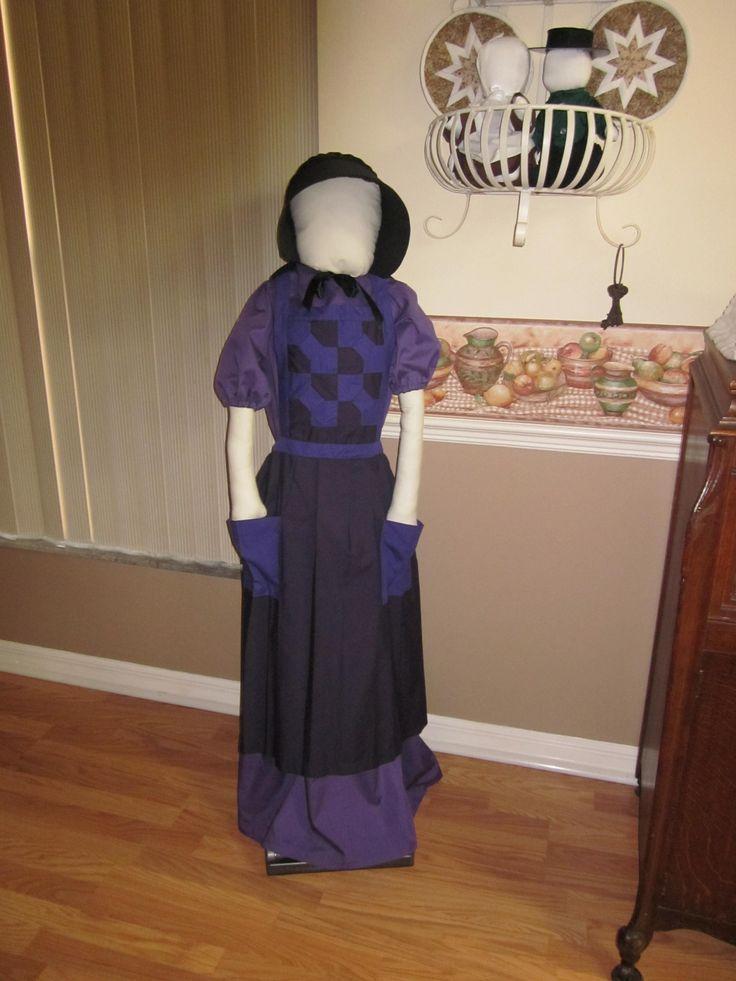 Amish Girl Vacuum Cleaner Cover Dolls Pinterest