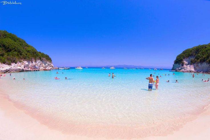 marbel beach thassos greece