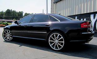 '09 Audi A8