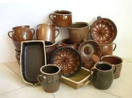 Výsledek obrázku pro staré keramické hrnce