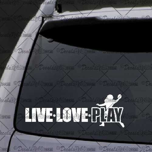 Best Couple Decals Images On Pinterest Car Window Decals - Car window decal stickers sports