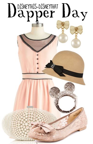 Never been to disney on dapper day but will definitely wear this outfit if I go! I need this!