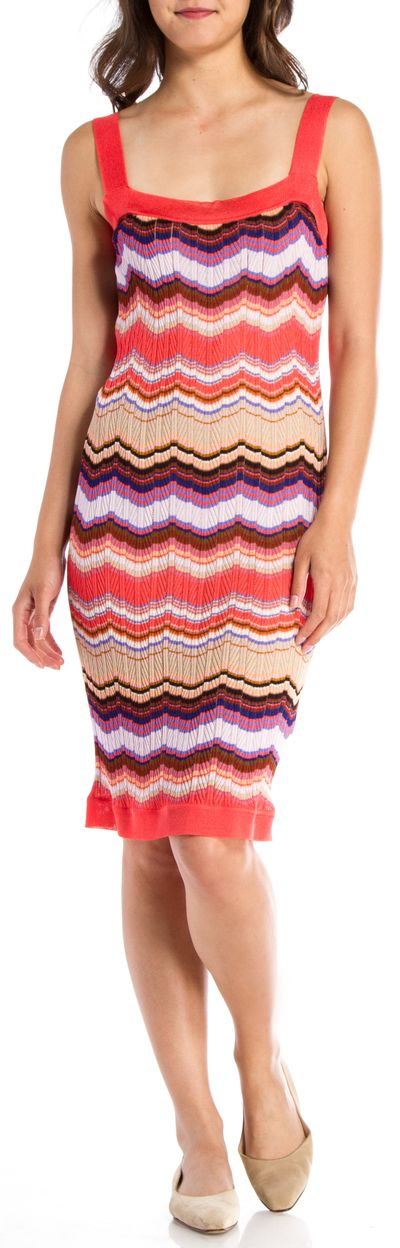 Missoni Dress. Not crocheted but a good inspiration to do