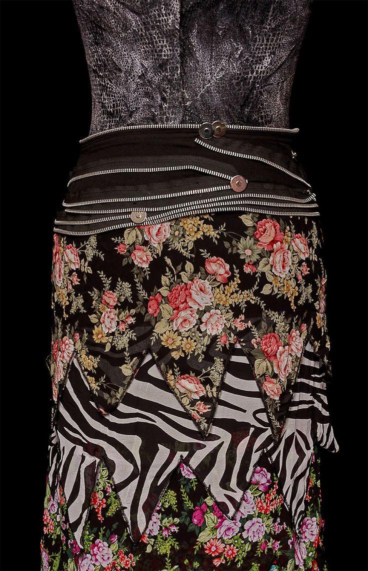 ΤΣΙΓΓΑΝΙΚΗ ΦΟΥΣΤΑ…gypsy skirt