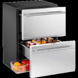 Uline refridgerator drawers Dining Rooms Kitchens