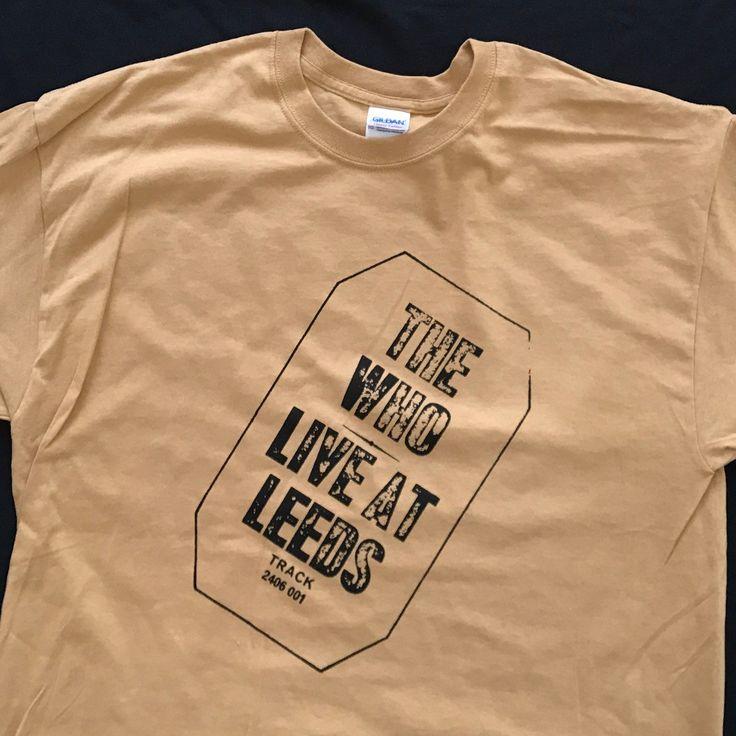Talkin' 'bout my generation #thewho #mygeneration #tshirts