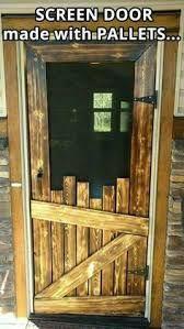 Image result for diy wood fly screen door | Barn wood ...