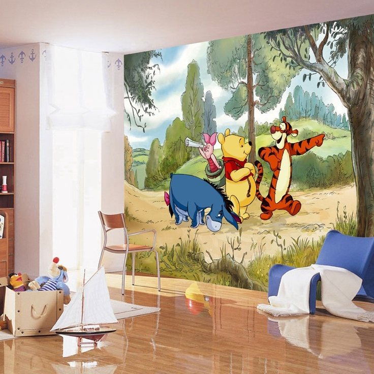 17 best Chambre enfant Winnie l\'Ourson images on Pinterest ...
