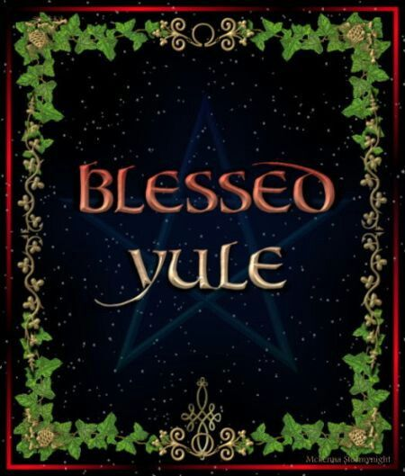 Blessed Yule | Yule / Winter Solstice | Pinterest