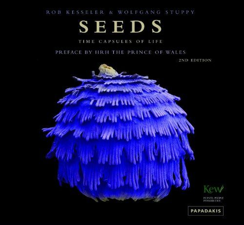 --Seeds: Time Capsules of Life by Rob Kessler. Amazing! Also a book on fruits & pollen.