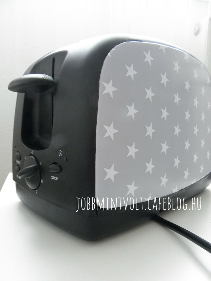 toaster makeover
