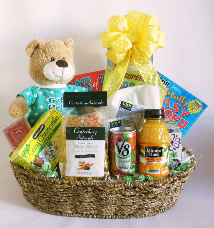1000 ideas about get well gifts on pinterest get well for Unusual get well gifts