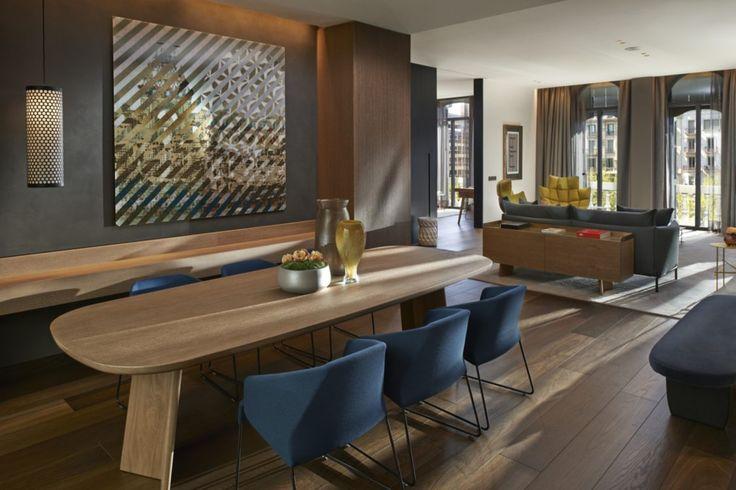 Alojamiento en Barcelona | Suite Premier | Hotel Mandarin Oriental de Barcelona