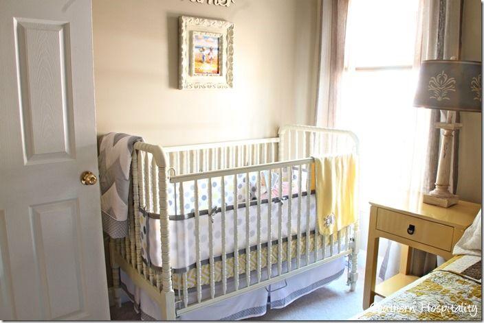 Nursery/guestroom ideas.