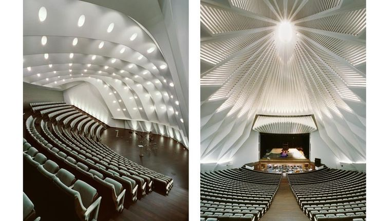 auditorio tenerife calatrava - Google Search