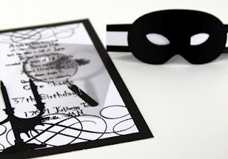 Murder Mystery Party invites