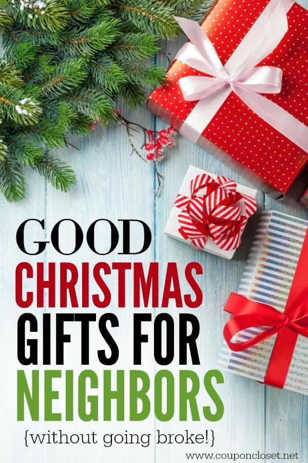 Here are good Christmas gifts for neighbors. They will love these easy neighbor christmas gifts without you breaking your budget. Check out these Christmas Neighbor gift ideas.